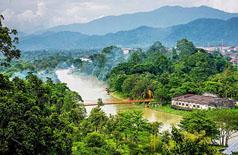 Kinh nghiệm du lịch phượt Vang Vieng