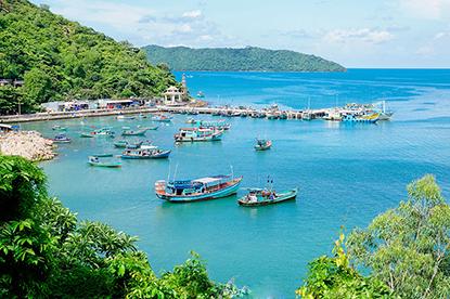 Kinh nghiệm du lịch phượt đảo Nam Du