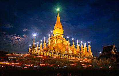 Kinh nghiệm du lịch phượt Lào