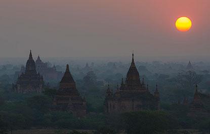Kinh nghiệm du lịch phượt Myanmar
