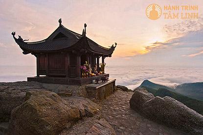 Kinh nghiệm du lịch phượt Núi Yên Tử