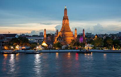 Kinh nghiệm du lịch phượt Thái Lan