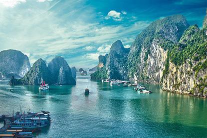Kinh nghiệm du lịch phượt Vịnh Hạ Long
