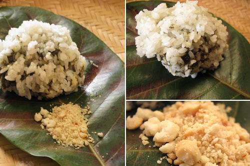 Bánh khúc làng Diềm Bắc Ninh