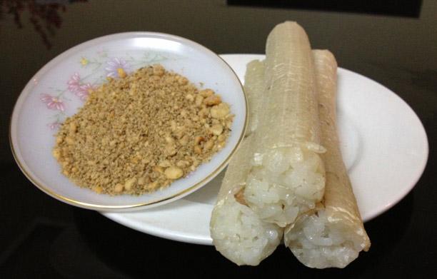 Cơm lam người Thái Sơn La