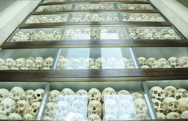 Bảo tàng diệt chủng Toul Sleng (S-21) Campuchia