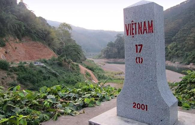 Mốc 17 - Thượng nguồn Sông Đà