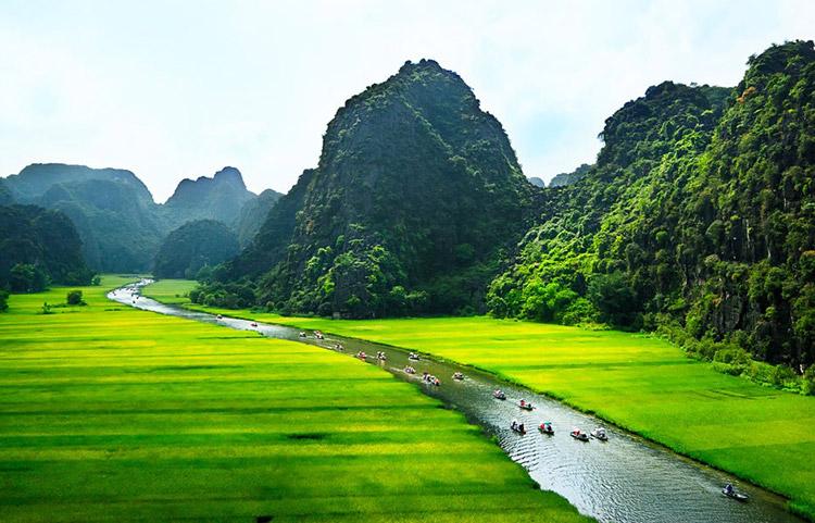 Săn cảnh ở Thung Nắng