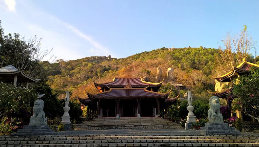 Thiền Viện Trúc Lâm Chân Nguyên Long Hải