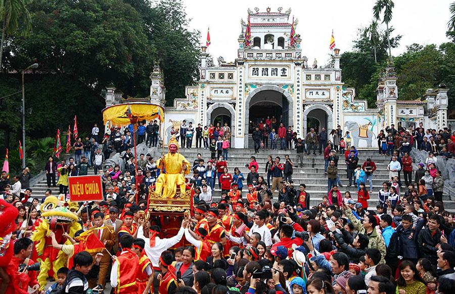 Lễ hội Cổ Loa