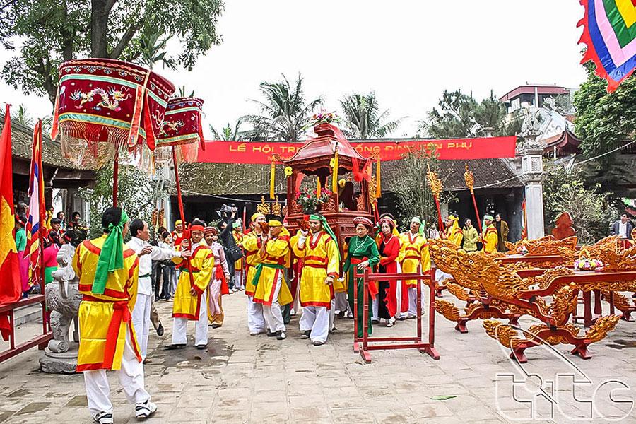 Lễ hội đình Yên Phụ
