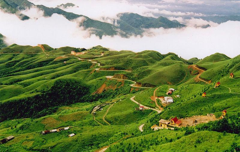 Kinh nghiệm leo Núi Mẫu Sơn