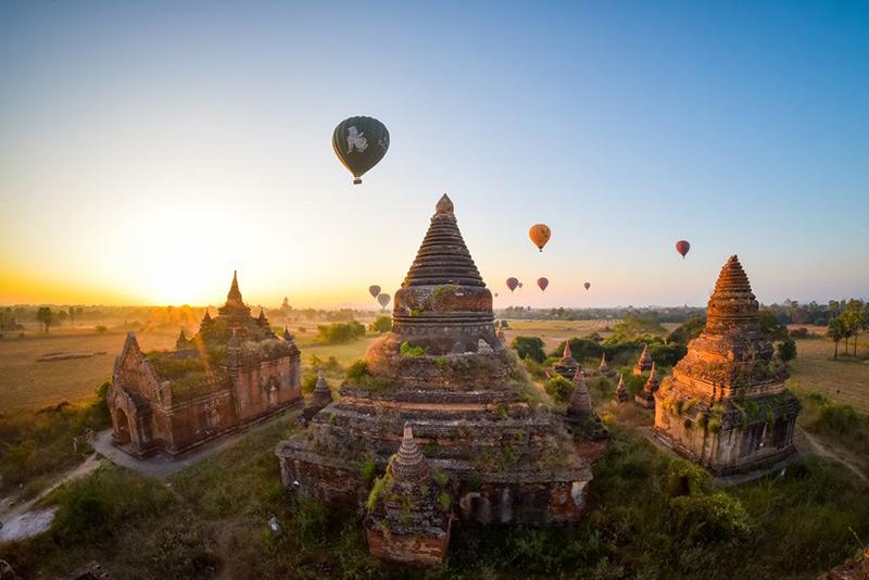 Kinh nghiệm du lịch phượt Bagan