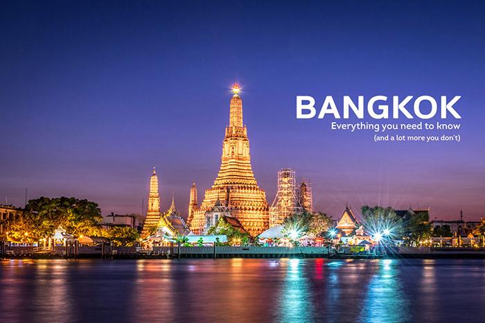 Kinh nghiệm du lịch phượt Bangkok