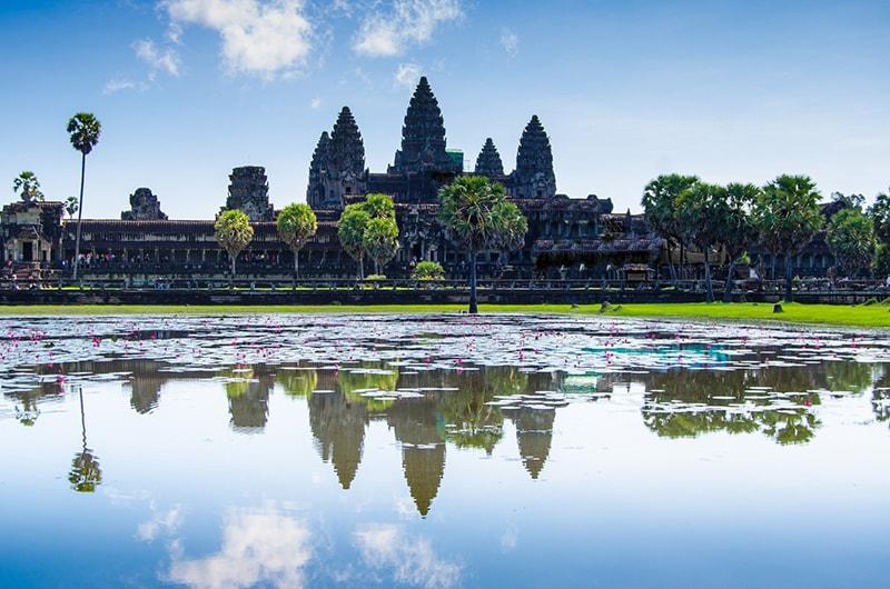 Kinh nghiệm du lịch phượt Campuchia