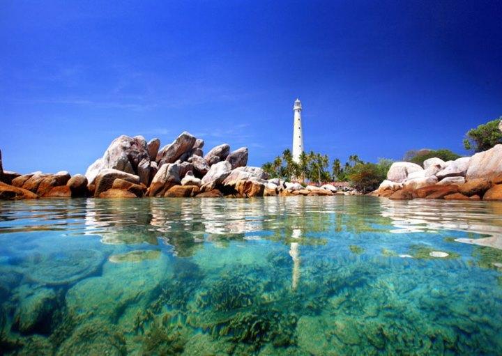 Kinh nghiệm du lịch phượt Đảo Belitung