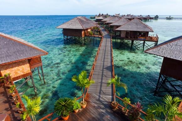 Kinh nghiệm du lịch phượt Đảo Mabul