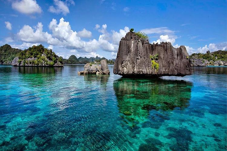 Kinh nghiệm du lịch phượt Đảo Raja Ampat