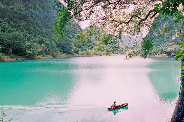 Kinh nghiệm du lịch phượt Hồ Thăng Hen