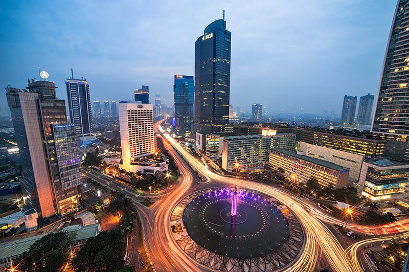 Kinh nghiệm du lịch phượt Jakarta
