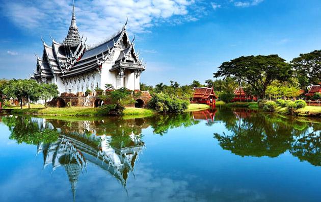 Kinh nghiệm du lịch phượt Kanchanaburi