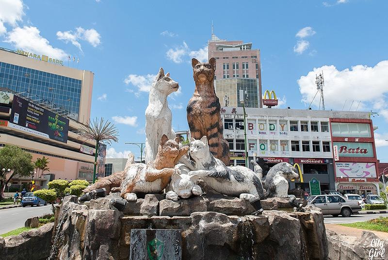 Kinh nghiệm du lịch phượt Kuching