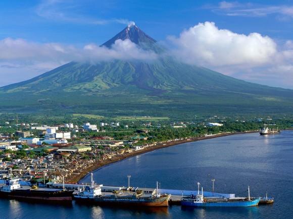 Kinh nghiệm du lịch phượt Núi lửa Mayon