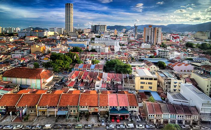 Kinh nghiệm du lịch phượt Penang