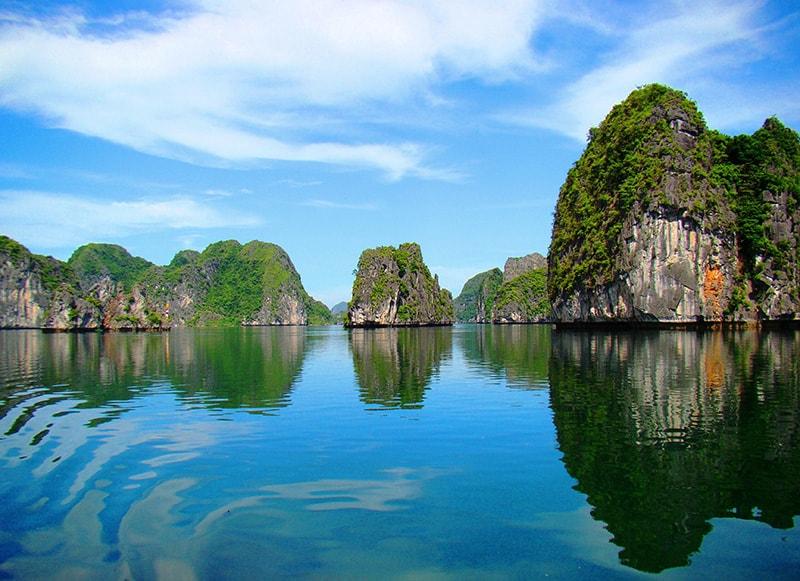 Kinh nghiệm du lịch phượt Vịnh Lan Hạ