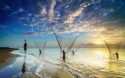Kinh nghiệm du lịch phượt biển Ba Động