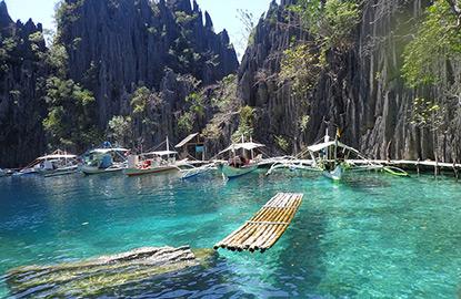 Kinh nghiệm du lịch phượt Biển Palawan