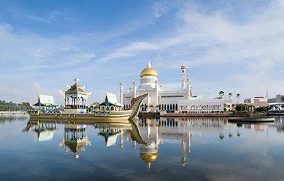 Kinh nghiệm du lịch phượt Brunei