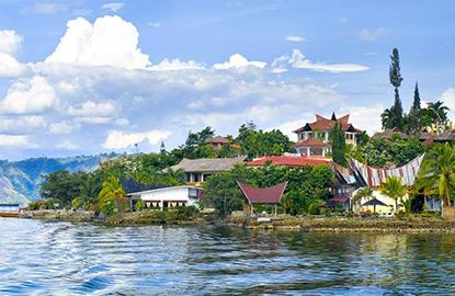 Kinh nghiệm du lịch phượt Đảo Samosir