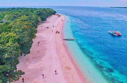 Kinh nghiệm du lịch phượt Đảo Santa Cruz, Zamboanga