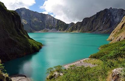 Kinh nghiệm du lịch phượt Hồ Pinatubo