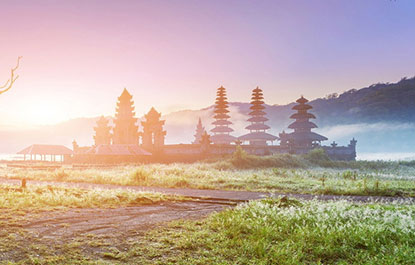 Kinh nghiệm du lịch phượt Indonesia