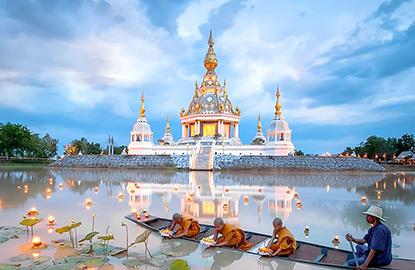 Kinh nghiệm du lịch phượt Khon Kaen