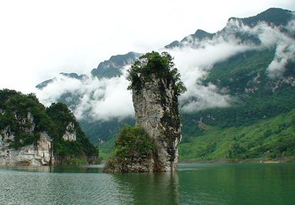 Kinh nghiệm du lịch phượt Khu du lịch sinh thái Nà Hang