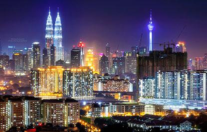 Kinh nghiệm du lịch phượt Malaysia
