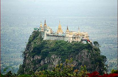 Kinh nghiệm du lịch phượt Núi Popa