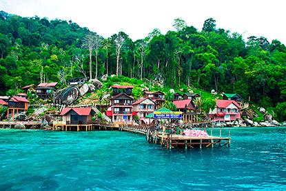Kinh nghiệm du lịch phượt Palau Tioman