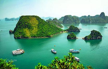 Kinh nghiệm du lịch phượt Quảng Ninh
