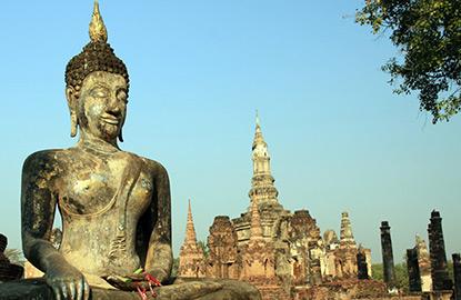 Kinh nghiệm du lịch phượt Sukhothai Thani
