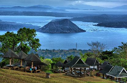 Kinh nghiệm du lịch phượt Tagaytay