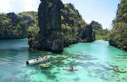 Kinh nghiệm du lịch phượt Vườn quốc gia Puerto Princesa