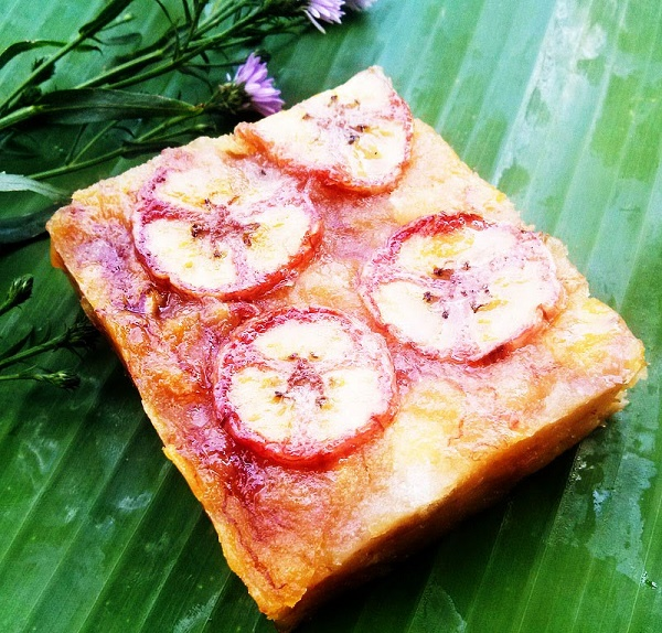 Bánh chuối Lục Yên Yên Bái