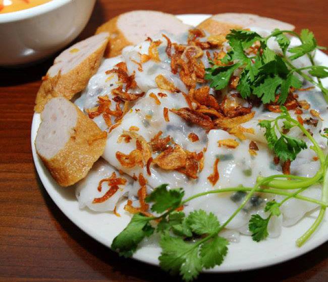 Bánh cuốn làng Kênh Nam Định