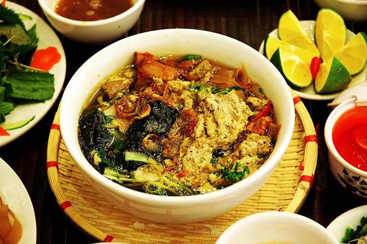 Bánh đa cua biển Đồ Sơn