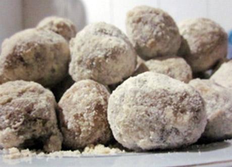 Bánh hút Lục Ngạn Bắc Giang