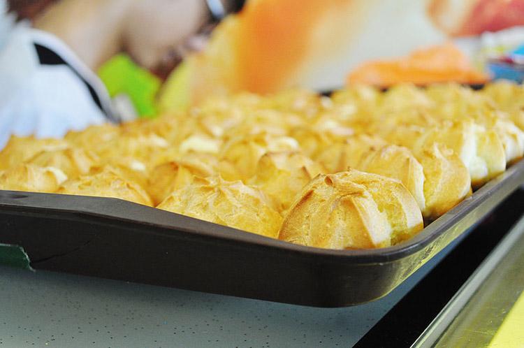 Bánh kem sầu riêng Melaka